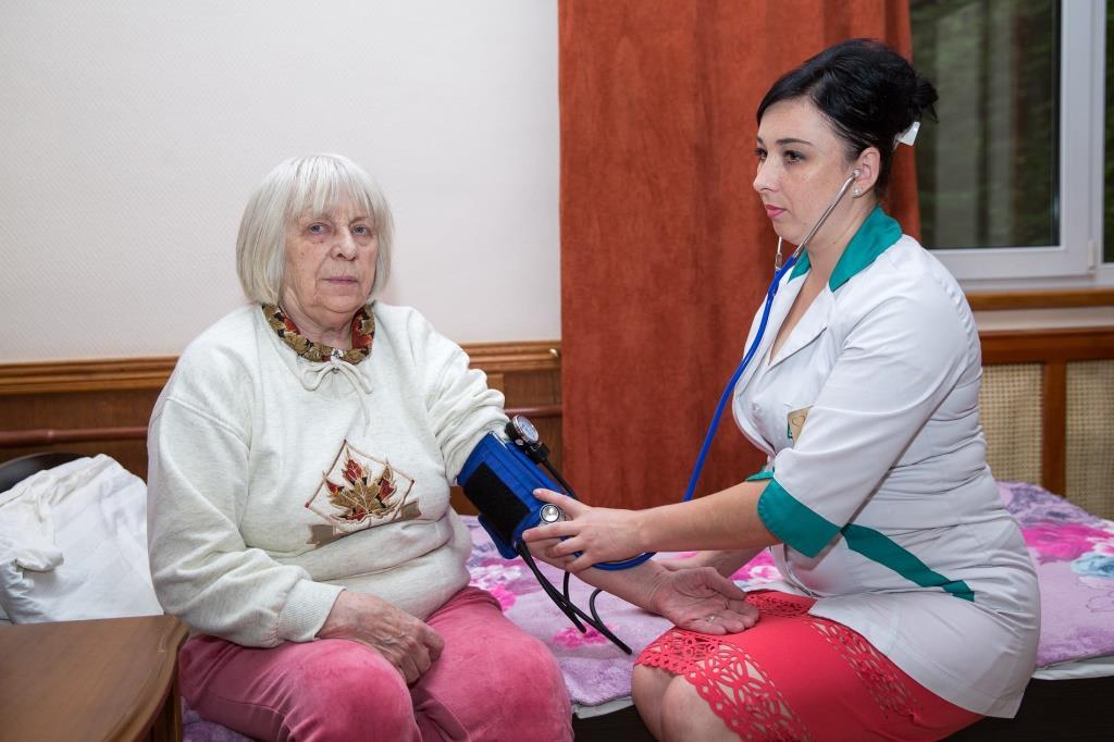 Центр домашней заботы в Апрелевке