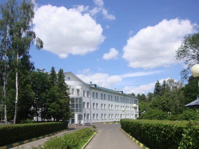 Пансионат для пожилых людей Научно-методический геронтологический центр Переделкино