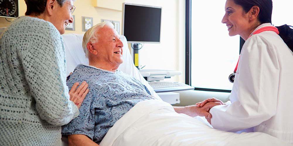Что делать, если в доме лежачий больной?