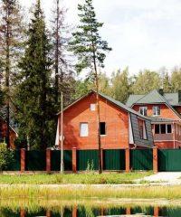 Пансионат для пожилых людей У камина в Есипово